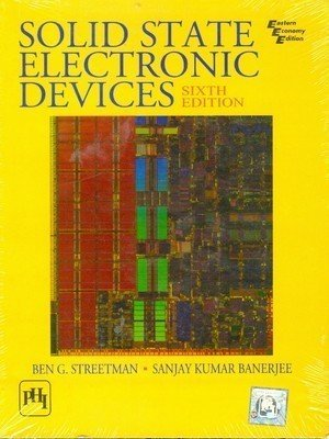 Solid State Electronic Devices, 6th ed.
