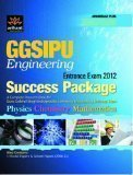 Ggsipu Engineering Entrance Exam Success Package by Editorial Compilation