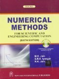 Numerical Methods For Scientific and Engineering Computation by Mahinder Kumar Jain
