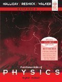 Fundamentals of Physics Extended                        Paperback by Halliday (Author), et al.| Pustakkosh.com