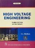 High Voltage Engineering by C L Wadhwa