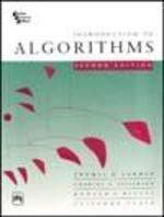 Introduction to Algorithms 2nd Edition by Thomas H. Cormen