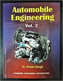 Automobile Engineering Vol.2