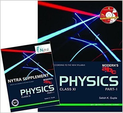 Modern ABC Physics Class 11 Pat I  Part II by Satish k. Gupta
