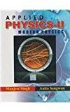 Applied Physics - Ii Modern Physics by Singh