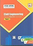 ESE-2016 Civil Engineering Topic-wise Objective Solved papers by Made Easy