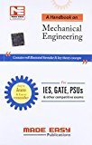 A Handbook for Mechanical Engineering by ME Team