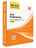 ESE 2018 Prelims Exam Civil Engineering - Topicwise Objective Solved Papers - Vol. I by Made Easy Editorial Board