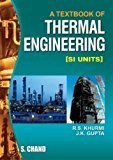 A Textbook of Thermal Engineering Mechanical Technology by R.S. Khurmi