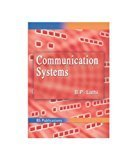Communication Systems by B P Lathi