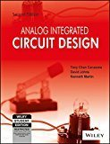 Analog Integrated Circuit Design 2ed ISV by David Johns, Kenneth Martin Chan Carusone