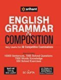 English Grammar  Composition  Very Useful for All Competitive Examinations by S.C. Gupta