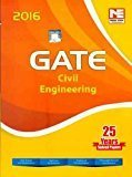 GATE-2016 Civil Engineering Solved Papers Old Edition by MADE EASY Team