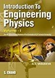 Introduction to Engineering Physics - Vol. 1 U.P. Tech University Lucknow by Vasudeva A.S.