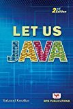 Let Us Java by Yashavant Kanetkar
