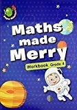Maths Made Merry Workbook Grade - 4 by Om Books Editorial Team