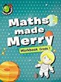 Maths Made Merry Workbook Grade - 1 by Om Books Editorial Team