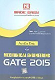 GATE 2015 Practice Book For Mechanical Engineering by Na
