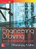 Engineering Drawing with an Introduction to AutoCAD by Dhananjay Jolhe