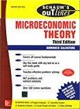 Microeconomics Theory by Dominick Salvatore