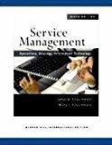 Service Management Operations - Strategy by James Fitzsimmons