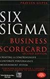 Six Sigma Business Scorecard by Praveen Gupta