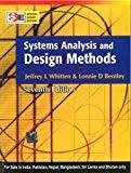 Systems Analysis and Design Methods - SIE by Jeffrey Whitten