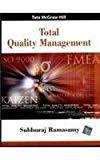 Total Quality Management by Ramasamy Subburaj