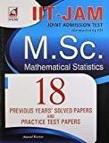 IIT-JAM Mathematical Statistics by Anand Kumar