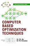 Computer Based Optimization Techqniques