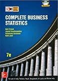 Complete Business Statistics by Amir Aczel