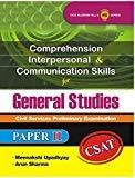 Comprehension -  Interpersonal and Communication Skills for Gs Paper II by Arun Sharma