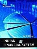 Indian Financial System 7e by M Y Khan