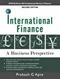 International Finance A Business Perspective by Prakash. G. Apte