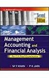 Management Accounting and Financial Analysis for CA Final by M.Y. Khan