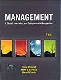Management A Global Innovative and Entrepreneurial Perspective by Weihrich