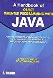 A Hand Book of Objected Oriented Programming with Java by Rakshit Sandip