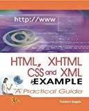 HTML XHTML CSS and XML by Teodoru Gugoiu