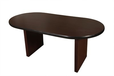Mahogany 8' Conference Table