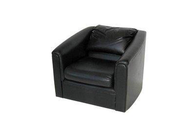Black Retro Chair