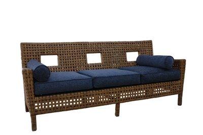 Rattan Sofa