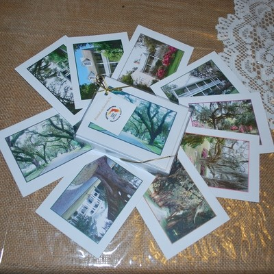 Historic Hernando Note Cards