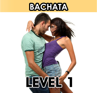 Bachata Dancing. Level 1