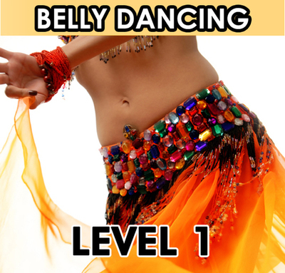 Belly Dancing Beginners. Level 1