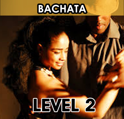 Bachata Dancing. Level 2