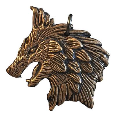 Dire Wolf Pendant