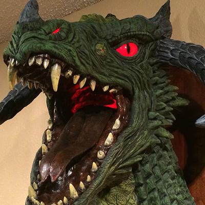 Commission a Dragon Trophy