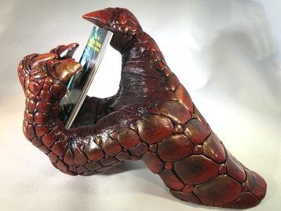 Dragon Paw Card Holder