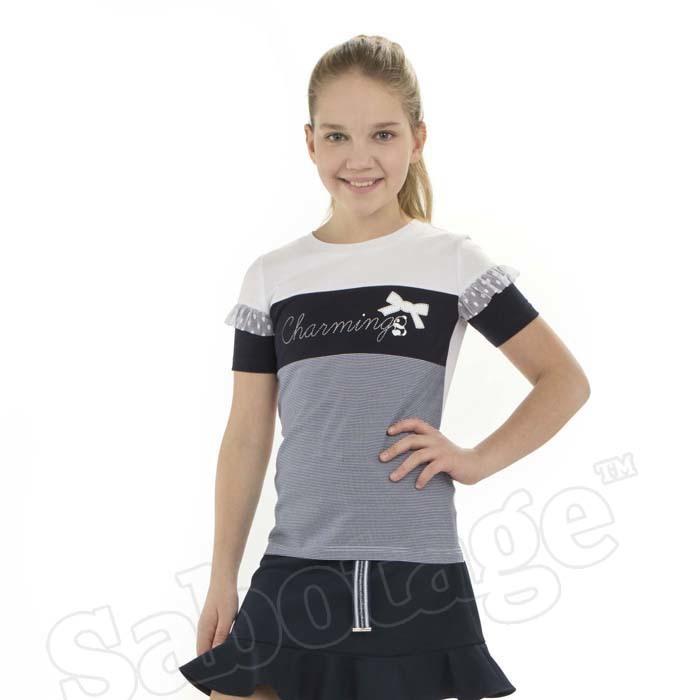 Блузка для девочки YGSB095-05