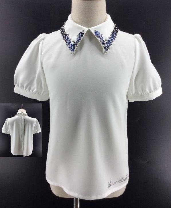Блузка для девочки YGBH783060-1
